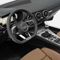 Thế hệ mới của Audi  TT có nội thất cực kỳ sang trọng và hiện đại