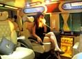 Xe taxi hạng hạng sang cao cấp ra mắt tại Hà Nội