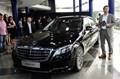 """Mercedes-Maybach S600 chính thức """"chào"""" Việt Nam với giá bán gần 10 tỷ đồng"""