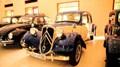 Tìm hiểu bộ sưu tập xe cổ tiền tỷ ở Đồng Nai