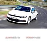 Ba đờ sốc (cản) trước xe Volkswagen Srirocco năm 2008-2011