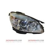 Cụm đèn pha phải xe Mercedes C200 WDD204 sản phẩm Germany