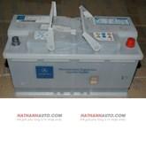 Ắc quy điện 12V-110AH xe Mercedes C240 WDB203 chính hãng