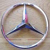 Lô gô ca pô sau xe Mercedes C200 WDB202 chính hãng