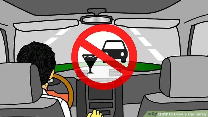 Đã uống rượu thì không lái xe