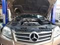 Lịch bảo dưỡng xe Mercedes GLC250