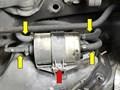 Hư hỏng thường gặp Lọc xăng xe ô tô?
