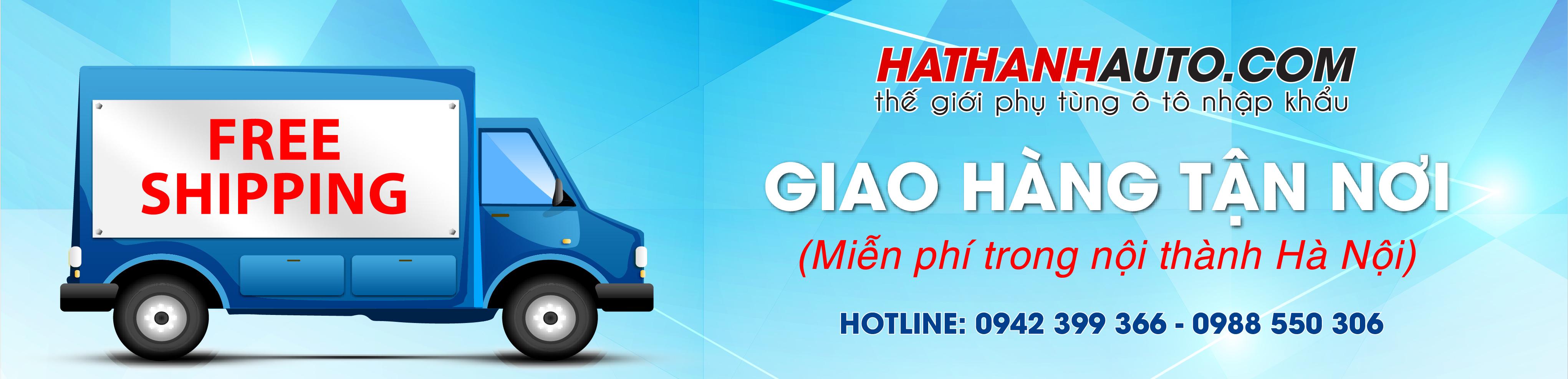 HathanhAuto đặt hàng và giao hàng nhanh chóng