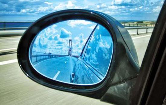 Ảnh gương chiếu hậu xe ô tô