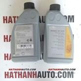 Dầu (nhớt) hộp số màu xanh xe Mercedes GLK350 - 0019897803
