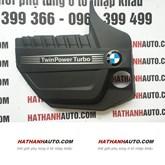 Nắp che động cơ (máy) xe BMW 740i chính hãng
