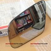 Mặt gương chiếu hậu phải xe Mercedes C200 WDD204