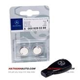 Pin chìa khóa điện xe Mercedes E240 WDB211 chính hãng