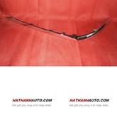 Nẹp inox ba đờ sốc (cản) sau trái xe Mercedes GL550 năm 2006-2011