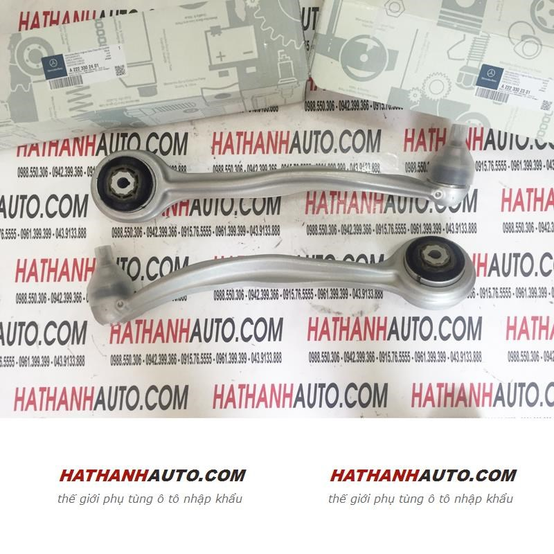 Càng Nhôm Trước Trái Xe Mercedes S63 AMG, S65 AMG 4MATIC