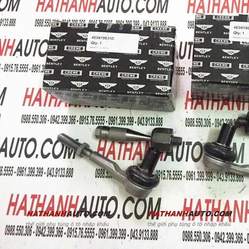 2005 Bentley Continental Gtc: Rô Tuyn Lái Trong Liền Lái Ngoài Xe Bentley Continental GTC