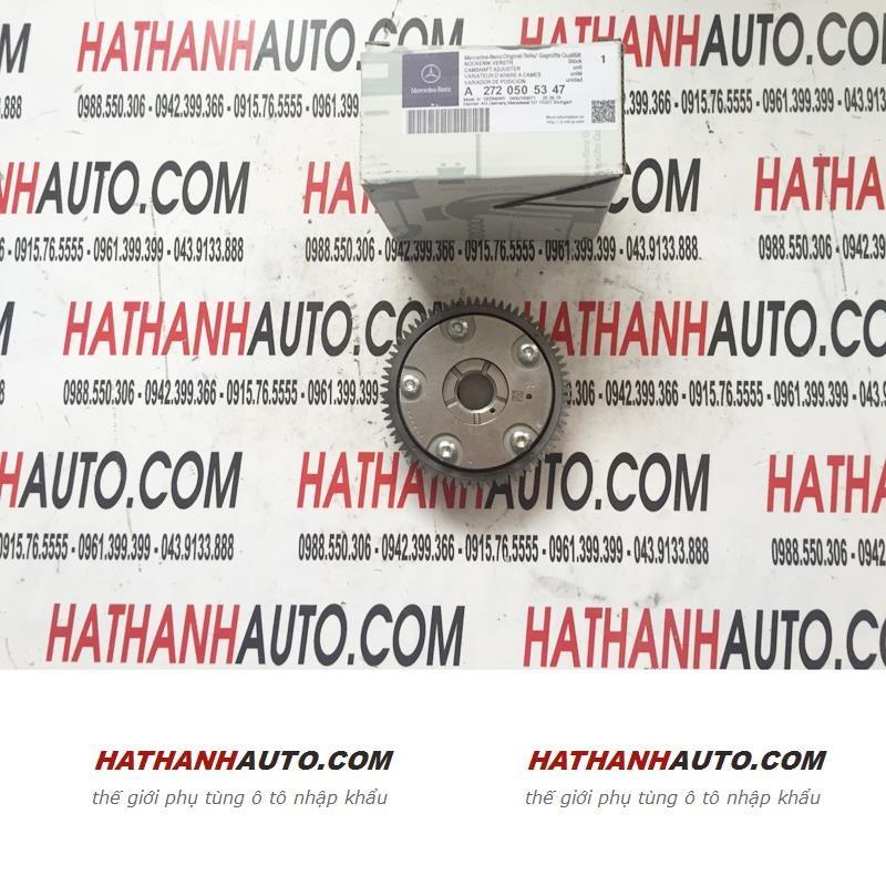 Bánh Răng (nhông) Cam Hút Phải Xe Mercedes C250, C300, C63 AMG