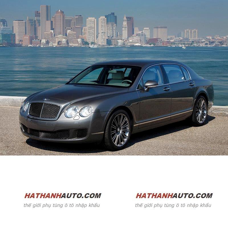 Nẹp Kính Cửa Trước Trái Xe Bentley Continental Flying Spur